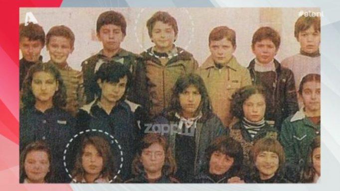 Μενεγάκη – Λιάγκας: Η επική σχολική φωτογραφία και το σχόλιο της Ελένης για τα παιδιά Γιώργου – Φαίης!