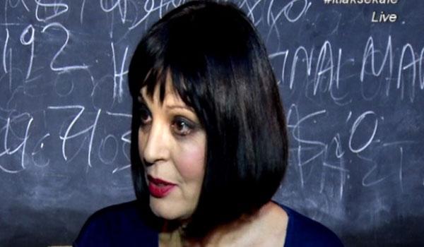 Έφη Μουρίκη: Η on camera ενόχληση της με την ερώτηση