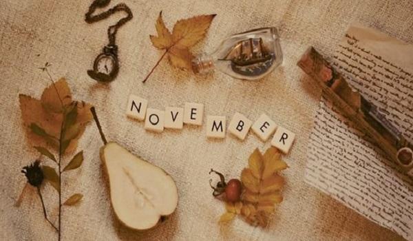 Τί σημαίνει η λέξη Νοέμβριος;