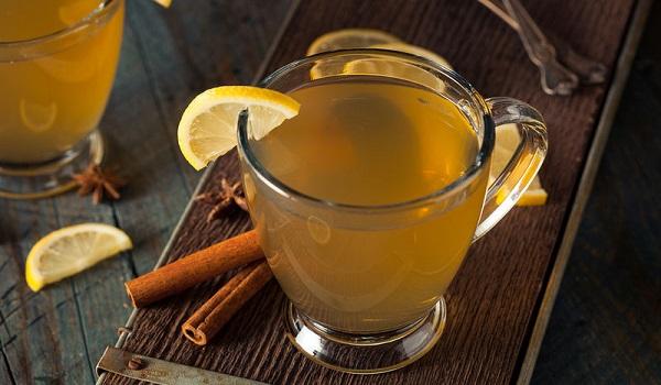 Ένα ποτό-γιατρικό για το κρυολόγημα
