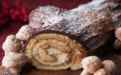 Ιταλικό γλυκό: Κορμός τιραμισού. Μια ακόμα τέλεια χριστουγεννιάτικη συνταγή