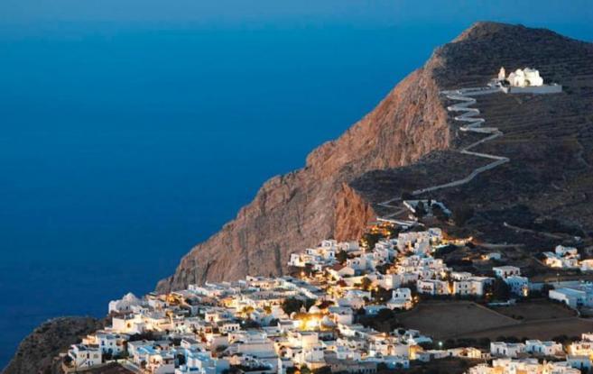 TripAdvisor: Στους 10 καλύτερους «μυστικούς» προορισμούς της Ευρώπης η Φολέγανδρος