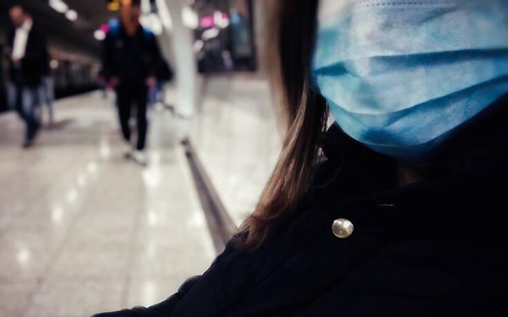 Τσουχτερό πρόστιμο για όσους δεν φορούν μάσκα. Πού είναι υποχρεωτική η χρήση της