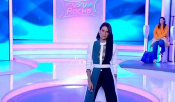 My Style Rocks: Έκανε πασαρέλα με τραγούδι της Σοφίας Βέμπο