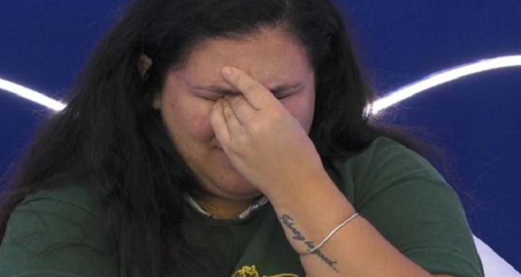 Big Brother: Δάκρυσε η Αφροδίτη Γεροκωνσταντή - Όλο μου το μέσα είναι ο μπαμπάς μου