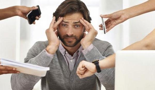 Εντονο άγχος την ώρα της δουλειάς; Ετσι θα το αντιμετωπίσετε