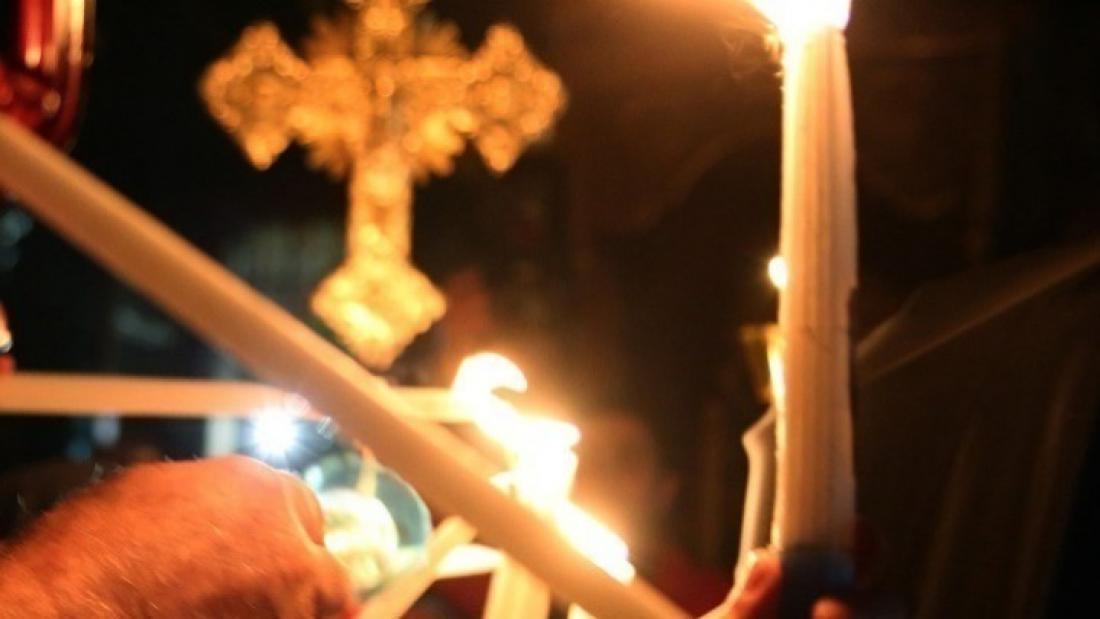 Μεγάλο Σάββατο: Χριστός Ανέστη εκ νεκρών θανάτω θάνατον πατήσας
