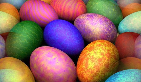 Πώς θα βάψετε φυσικά τα πασχαλινά αυγά