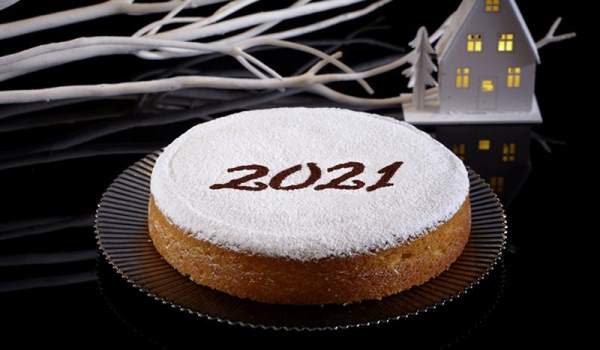 Απίθανη Βασιλόπιτα κέικ, με μια συνταγή που μόνο ο Άκης Πετρετζίκης