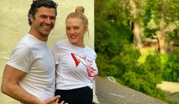 Χρήστος Βασιλόπουλος: Αυτό είναι το φύλο του μωρού που περιμένει η σύντροφός του