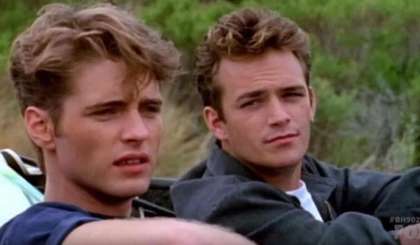 Beverly Hills 90210: Ο συγκινητικός αποχαιρετισμός στον Luke Perry