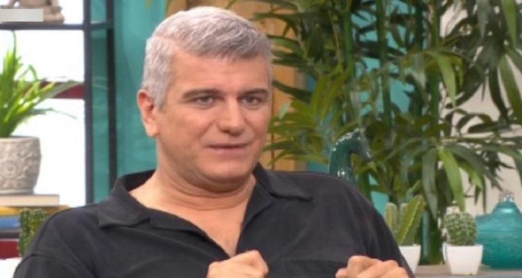 Βλαδίμηρος Κυριακίδης: Δεν μεγάλωσα στο πιο κατάλληλο σπίτι για παιδί