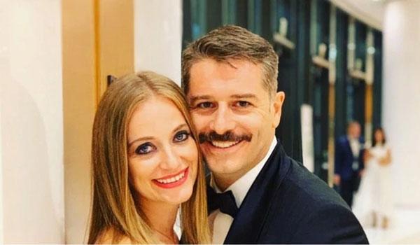 Μπουρδούμης- Δροσάκη: Παντρεύτηκαν υπό άκρα μυστικότητα λίγο πριν γίνουν γονείς