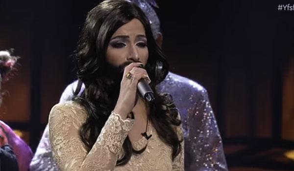 Your Face Sounds Familiar: Κέρδισε η… Conchita!