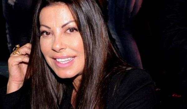 Η Άντζελα Δημητρίου παρέλαβε βραβείο από την Ελληνική Αστυνομία