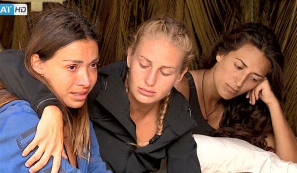 Αποχώρησε οικειοθελώς από το Survivor 2 η Όλγα Φαρμάκη