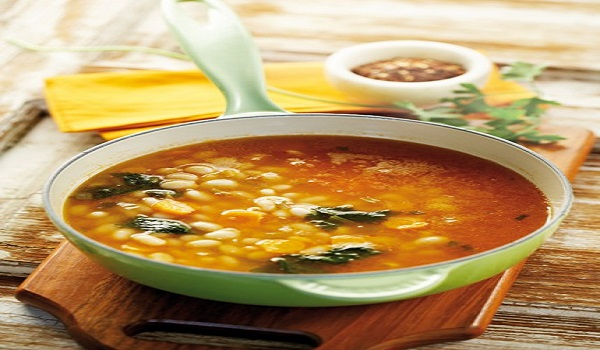 Τι τρώμε σήμερα - Φασολάδα η παραδοσιακή