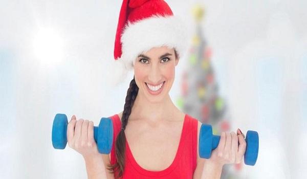 Η άσκηση για να χάσεις τα κιλά των γιορτών
