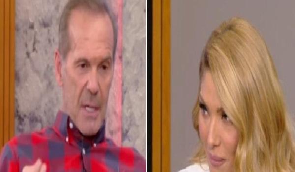 Κωστόπουλος σε Ηλιάδη: «Σε χάλασε που είπαν ότι ο δικός σου πήγε με την Κάβουρα»;