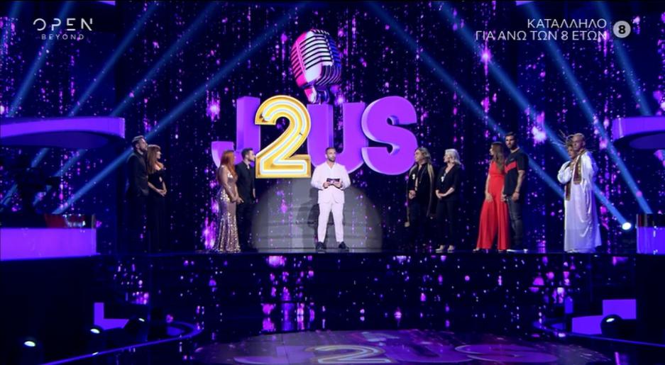 Ανατροπή στο J2US. Τα τρία ζευγάρια που πέρασαν στον τελικό