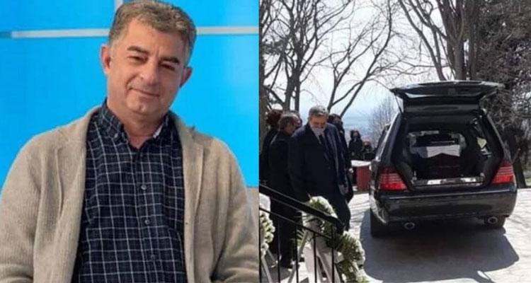 Γιώργος Καραϊβάζ: Απέραντη θλίψη στην κηδεία του - Ανατριχιάζει ο επικήδειος λόγος του 20χρονου γιου του