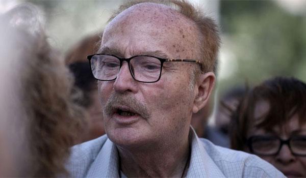 Ο Ντίνος Καρύδης έπαθε έμφραγμα στο συλλαλητήριο για τη Μακεδονία
