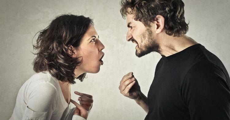 Πως να διατηρήσεις την ψυχραιμία σου σε έναν τσακωμό με τον σύντροφό σου