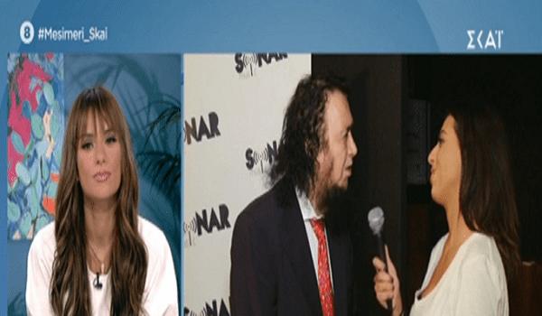 Σταμάτης Κόκοτας για Πάολα: Δεν συνεργάζομαι με κυρίες