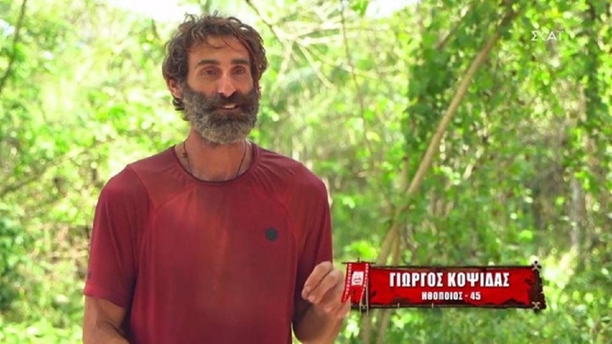 Γιώργος Κοψιδάς: Ήταν δώρο η συμμετοχή μου στο Survivor