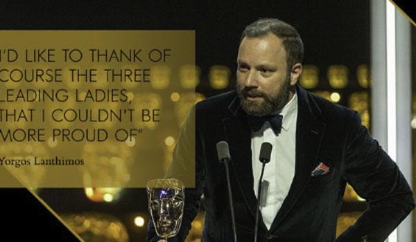 """Σάρωσε ο Γιώργος Λάνθιμος στα BAFTA.  7 βραβεία για το """"The Favourite"""""""