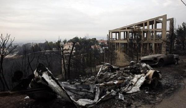 Φωτιά στο Μάτι: Η σοκαριστική στιγμή που ο Κώστας Σαρικάς εντόπισε πτώμα που καιγόταν ακόμα!