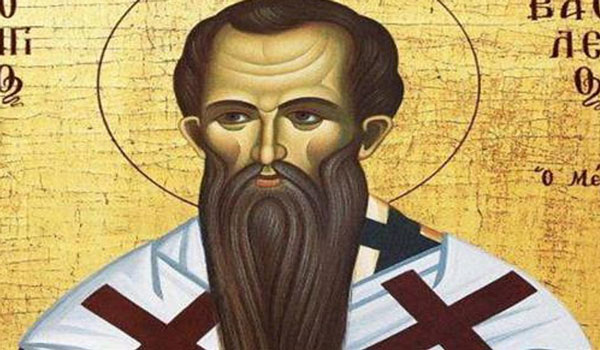 Σήμερα γιορτάζει ο Μέγας Βασίλειος, μία από τις μεγαλύτερες μορφές της Εκκλησίας