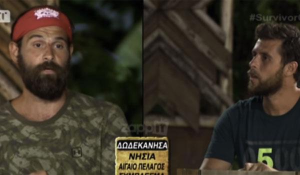 Survivor 2: Επική γκάφα Μουρούτσου στο παιχνίδι με τις λέξεις!