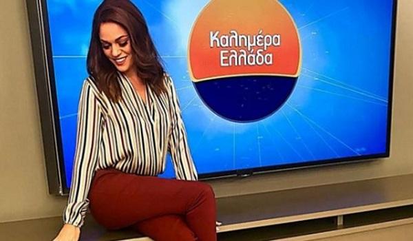 Μπάγια Αντωνοπούλου: Το μήνυμα της μετά την πολυήμερη απουσία της από το Καλημέρα Ελλάδα