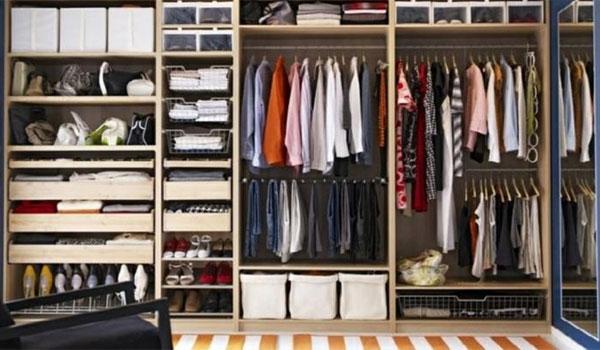 Εξαφανίστε την υγρασία από την ντουλάπα σας με αυτό το απλό κόλπο