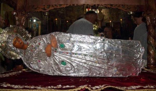 Πού βρίσκεται ο τάφος της Παναγίας