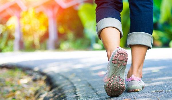 Μπορείς να αδυνατίσεις περπατώντας 30 λεπτά κάθε μέρα