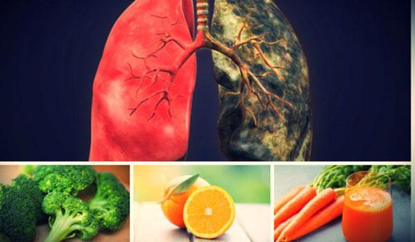 Ποιες τροφές βοηθούν να αποβάλλετε τη νικοτίνη από τον οργανισμό σας