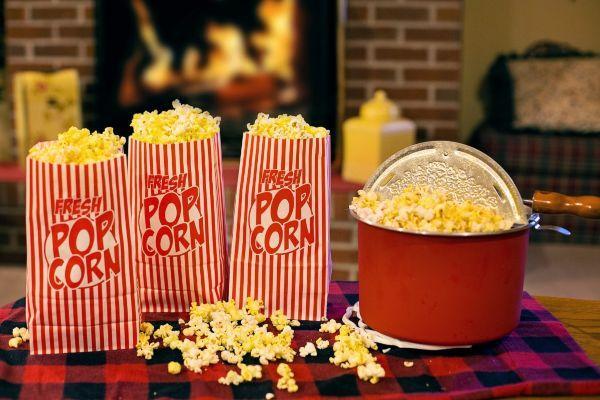 Στοπ στο ποπ κορν - Τι να τρώτε όταν βλέπετε ταινία για να μην παχαίνετε