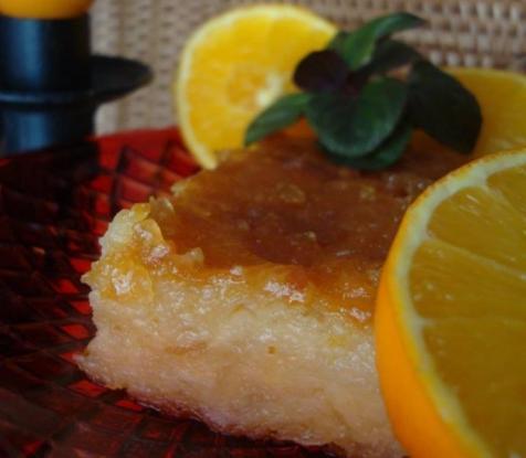 Η πορτοκαλόπιτα της Αργυρώς