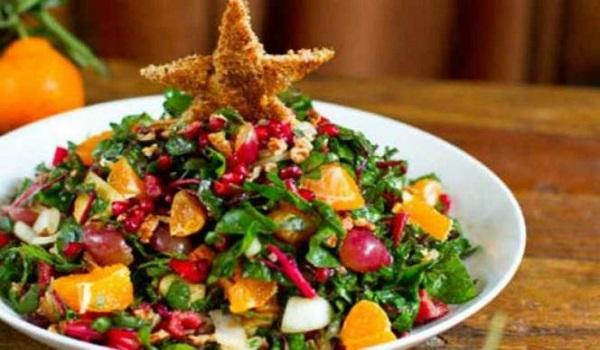 Πώς μπορείτε να πάρετε κιλά τρώγοντας... σαλάτα