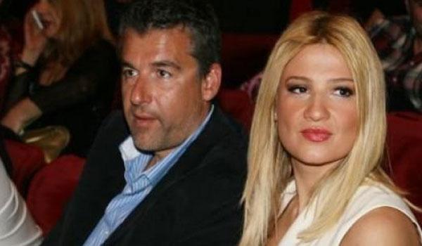 Γιώργος Λιάγκας - Φαίη Σκορδά: Υπογράφουν το διαζύγιο