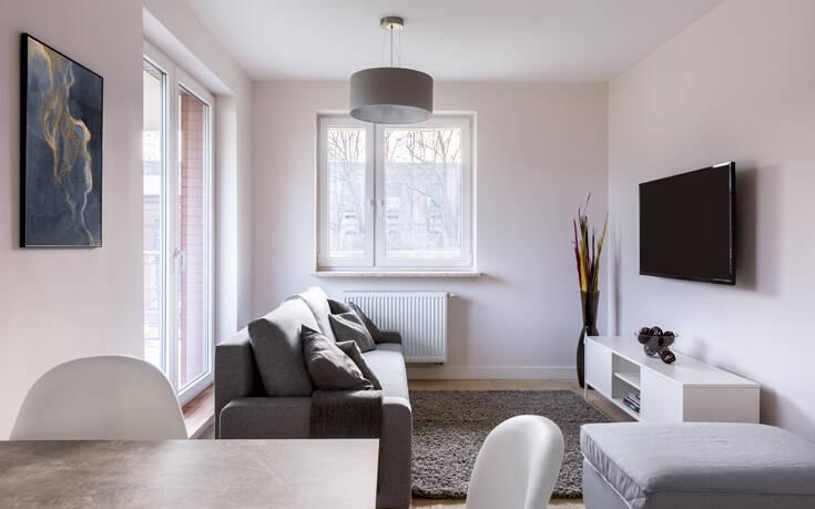 Πώς να κάνετε το μικρό σας σπίτι να φαίνεται μεγαλύτερο. Εύκολες λύσεις