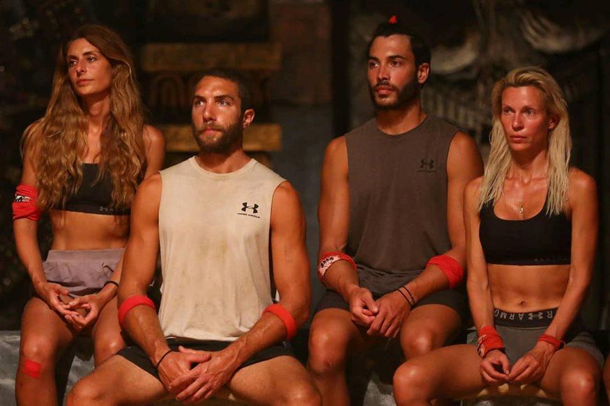 Survivor: Αυτή είναι η πρώτη υποψήφια προς αποχώρηση