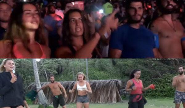 Survivor: Οι μαχητές κέρδισαν το έπαθλο, οι διάσημοι χόρεψαν και τραγούδησαν Despacito!
