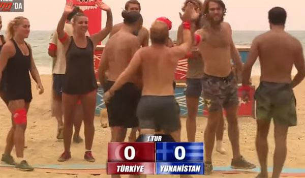 "Survivor: Διέρρευσε το αποτέλεσμα! Ποιος νικάει στην ελληνοτουρκική ""μάχη"""