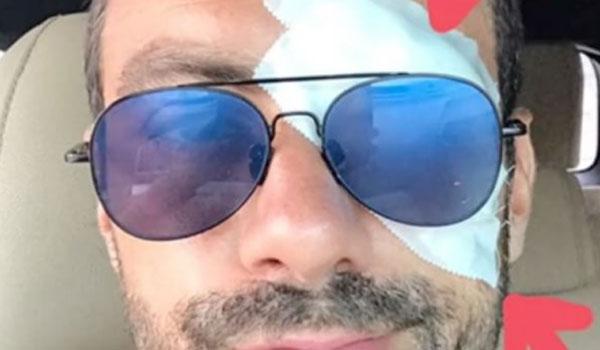 Σάκης Τανιμανίδης: Το ατύχημα που τον έστειλε στο νοσοκομείο