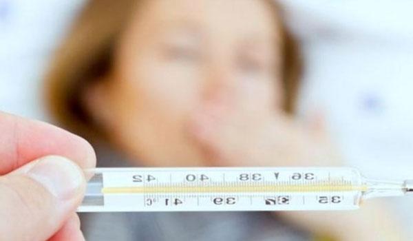 Η μέση κανονική θερμοκρασία του σώματος μειώνεται σταδιακά κάτω από 37