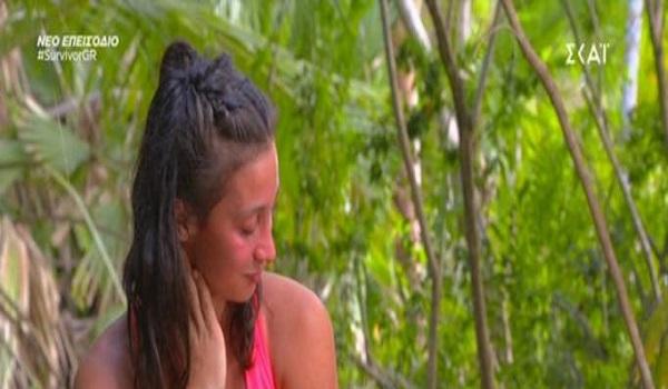 Survivor: Συγκλόνισε η Δήμητρα Βαμβακούση με την τραγική ιστορία της