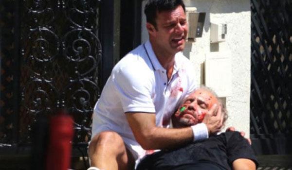 Versace: Όργη για την σκηνή του θανάτου του στην νέα σειρά American Crime Story